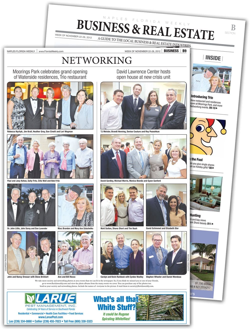 Naples FL Weekly - Moorings Park