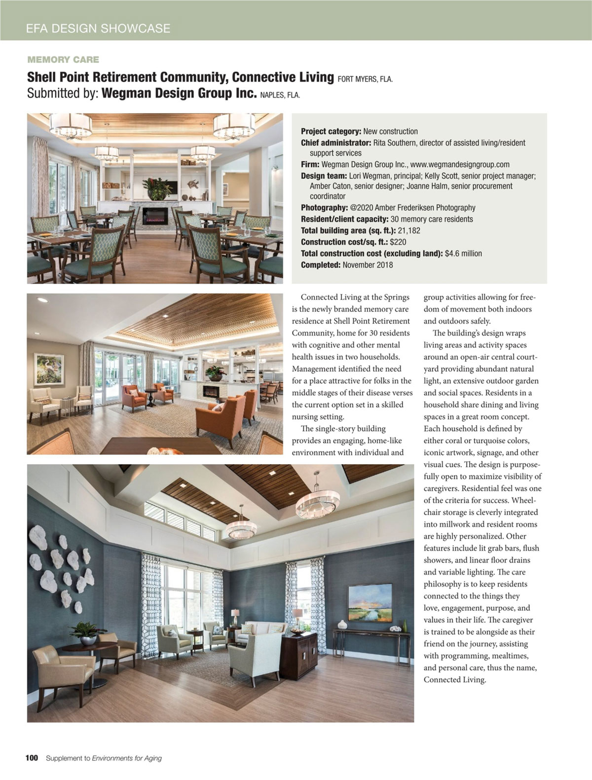 In The News Archives Wegman Design Group